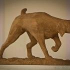 Vorstehhund 30 cm Eiche